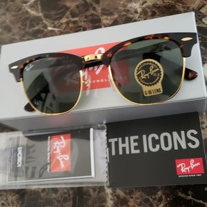 New Ray-Ban clubmaster 51mm